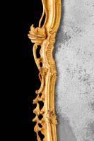 Mid 18th Century Giltwood Mirror (4 of 5)