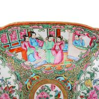 Chinese Canton Famille Rose Dish (5 of 7)