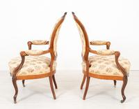 Victorian Rosewood Parlour Suite (16 of 23)