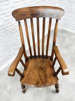 Large 19th Century Windsor Armchair (3 of 5)