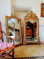 Pair of Italian Large Gilt Mirrors (8 of 10)