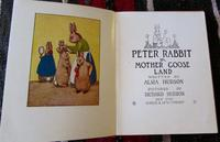 1921 Peter Rabbit in Mother Goose Land by Alma Hudson 1st Edition (6 of 6)