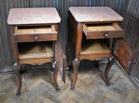 Pair of Substantial Oak Bedside Cabinets (9 of 9)