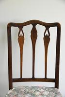 Single Edwardian Occasional Chair (4 of 10)