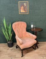 French Louis Philippe Rosewood Armchair (9 of 10)