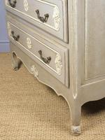 Attractive Hand Painted French Chest of Drawers (8 of 8)