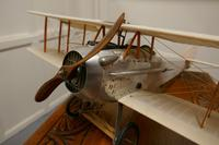 Model of a French WW1 Biplane in Wood (6 of 12)