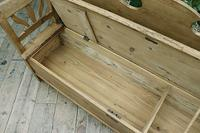 Fabulous Old (Victorian) Hungarian Box/ Storage/ Hall Bench (4 of 11)