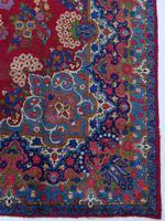 Antique Persian Kerman Rug (8 of 16)
