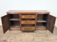 Antique Panelled Oak Dresser Base (3 of 10)