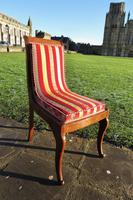 Antique French Regency Jeanselme Rosewood Dining Chairs (2 of 11)