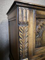 Titchmarsh Goodwin English Oak Wine Cabinet (4 of 11)