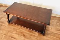 Oak Coffee Table (8 of 9)