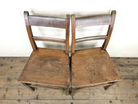 Pair of 19th Century Welsh Oak Farmhouse Chairs (6 of 11)