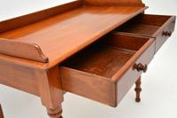 Antique Victorian Mahogany Writing  Table / Desk (5 of 9)