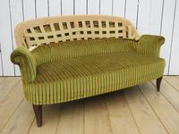 Vintage French Sofa for Re-upholstery (7 of 7)