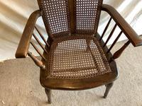 Bergere  Vintage Carver Chair (3 of 4)