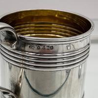 Antique Sterling Silver Christening Mug Edinburgh 1836 John Mckay (7 of 7)