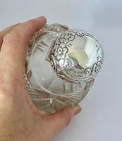 Large Silver Mounted Scent Bottle (8 of 8)