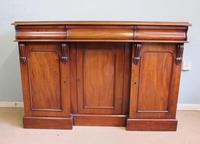 Antique Victorian Chiffonier Sideboard Base (14 of 14)