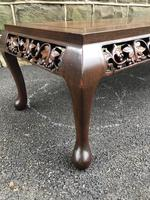 Large Antique Oriental Chinese Coffee Table (3 of 9)