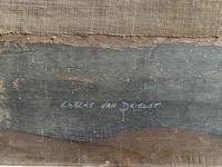 E Van Drielst, A 19th Century Oil on Panel Landscape (6 of 6)