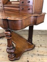 Victorian Mahogany Duchess Dressing Table (2 of 21)
