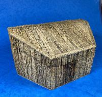 19th Century Anglo Indian Horn Stationary Box (8 of 15)