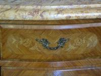 Good Pair Of French Inlaid Bedside Cabinets With Ormolu Mounts (6 of 7)