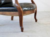 19th Century Louis Philippe Open Armchair (7 of 9)