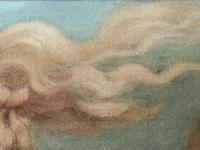 """Interesting Mythology 17th Century Painting """"The Three Graces"""" Aglaea, Euphrosyne & Thalia (7 of 12)"""