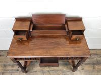 Antique Edwardian Mahogany Desk (9 of 12)