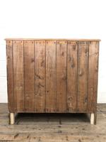 Victorian Pine Chest of Drawers (10 of 10)