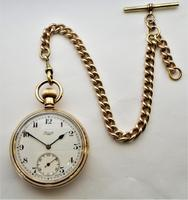 1920s Limit Pocket Watch & Chain (3 of 5)