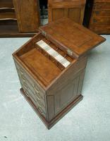Maitland Smith Leather Davenport Desk (6 of 12)