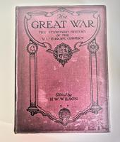 The Great War - The Standard History of the All-Europe Conflict Volume 6