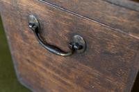 Early 19th Century Oak Box (3 of 5)