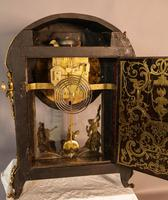 Massive Buele Mantle Clock Double Fusee (15 of 17)