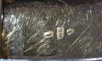 GIII curved silver rectangular snuff-box (5 of 7)