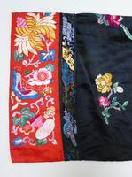 19th Century Chinese Silk Embroidered Robe (3 of 11)