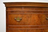 Antique Burr Walnut Chest on Chest (6 of 10)