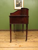 Antique 19th Century Carlton House Desk Mahogany Writing Table of Immense Character (24 of 30)