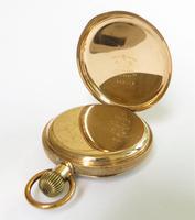 Antique 1912 Waltham Traveler Pocket Watch (3 of 5)