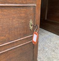 Huge Antique Victorian Oak Partners Desk (22 of 24)