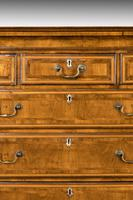 Handsome Mid 18th Century Walnut Chest on Chest (3 of 6)