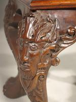 Unusual Pair of Early 20th Century Mahogany Pedestals (5 of 8)