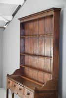 Antique Oak & Pine Kitchen Dresser (7 of 12)
