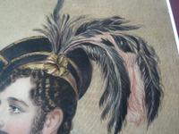 Fine 19thC Watercolour Portrait of Possibly Rob Roy McGregor ? (3 of 8)