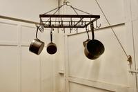 Blacksmith Made Iron Game Hanger, Kitchen Utensil or Pot Hanger (3 of 6)