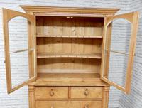 19th Century Cornish Pine Dresser (5 of 8)